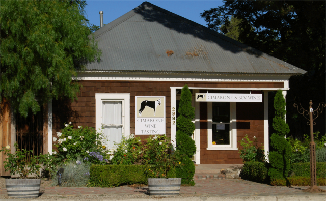 Los Olivos Wineries - Cimarone and 3CV Santa Ynez Wine Tasting Room